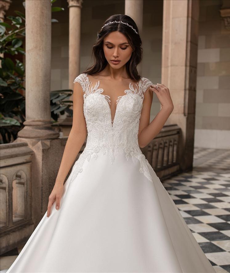 Welches Brautkleid